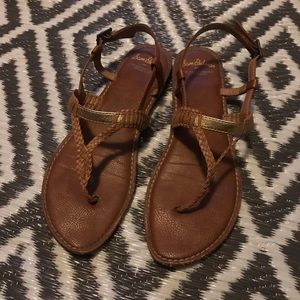 Sam Edelman for American Eagle Sandals. Size 8.
